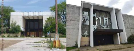 De plus en plus de centres commerciaux sont abandonnés